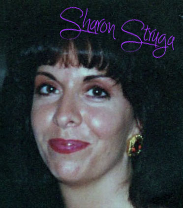 Sharon Struga - Tarot Reader